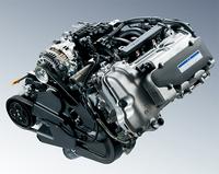 新型「キャリイ」のR06A型エンジン。