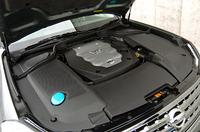 日産フーガ350GTスポーツパッケージ(5AT)【ブリーフテスト】の画像