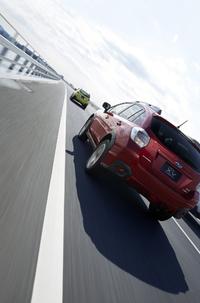 安全性能を高めたスバルXVの特別仕様車が登場の画像