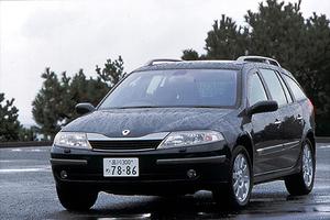 ルノー・ラグナ ワゴンV6(5AT)【ブリーフテスト】