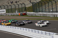 「フェラーリ458チャレンジ」によるワンメイクレース「フェラーリ・チャレンジ・トロフェオ・ピレリ アジア・パシフィック」。