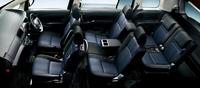 トヨタがアイシスの快適装備を充実 燃費も向上の画像