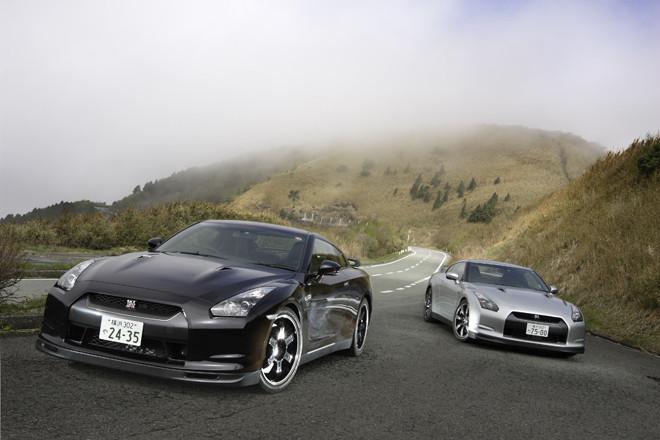 日産GT-R スペックV(4WD/6AT)【試乗記】