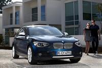 BMW、新型「1シリーズ」の写真を公開