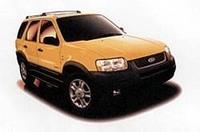 フォード「エスケープ」に限定モデルの画像