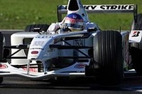 F1イタリアGP、モントーヤ初優勝の画像