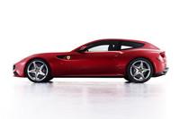 【ジュネーブショー2011】フェラーリ、新型GT「FF」を出展