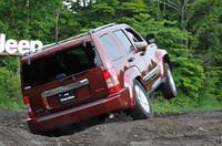 ジープ・チェロキー リミテッド(4WD/4AT)【試乗記】の画像