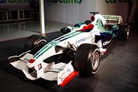 ホンダ、2008年のF1マシン「RA108」を発表【F1 08】の画像