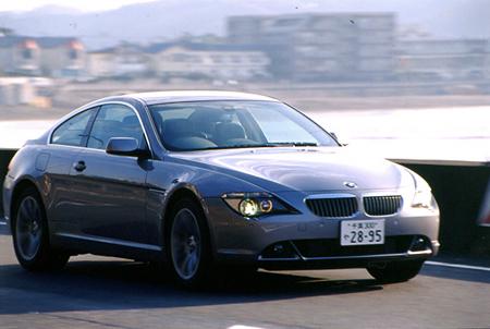 BMW645Ci(6AT)【ブリーフテスト】