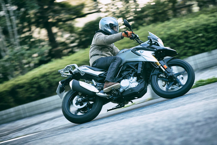 BMW G310GS(MR/6MT)【レビュー】