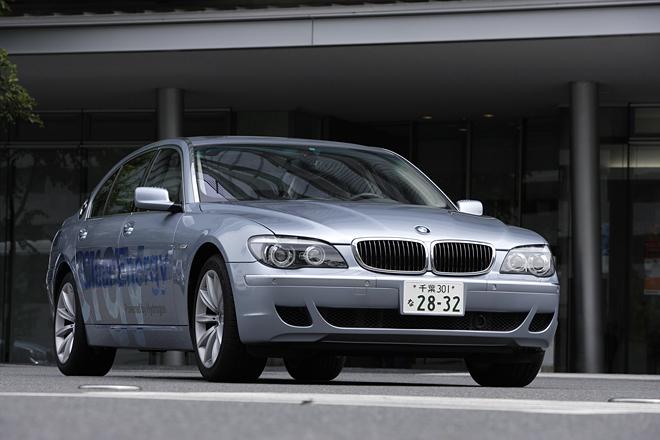 BMW Hydrogen7(6AT)【試乗記】