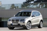 新型「BMW X3」、2グレードで日本上陸