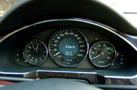 メルセデスベンツCLS500(7AT)【試乗記】の画像