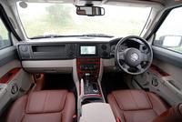 ジープ・コマンダー リミテッド5.7 HEMI (4WD/5AT)【試乗記】の画像