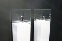 資生堂と共同開発されたSOUL of MOTION。会場では香りを体感することができる。