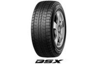 ダンロップファルケンタイヤの新スタッドレス「DSX」発売の画像