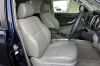 トヨタ・ハイラックスサーフ V6 4000ガソリン 4WD SSR-G (5AT)【ブリーフテスト】の画像