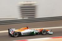 今回、コース外の出来事で話題となったフォースインディア。ポール・ディ・レスタ(写真)は予選でQ3に進出するとタイム計測せずタイヤを温存。その結果、フレッシュなタイヤをレースで使うことができ、大勢が3ストップをとったなか、2ストップで見事6位の座を勝ち取ることができた。(Photo=Force India)