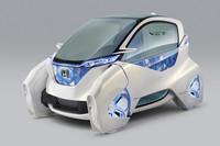 ホンダ、EVコミューターを出展【東京モーターショー2011】