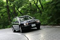 ジャガーXタイプ2.5 V6 SEエステート(5AT)【短評(前編)】の画像