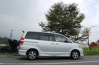 トヨタ・ノア/ヴォクシー(CVT/CVT)【試乗記】の画像