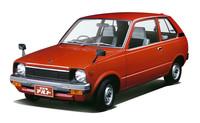 徹底したコストダウンにより47万円という低価格で1979年にデビューした初代「アルト」。