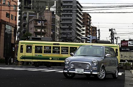ダイハツ・ミラジーノ1000X FF(4AT)【ブリーフテスト】