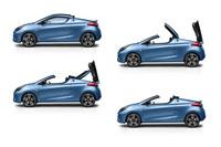 ルノー、新型2座オープンカー「ウインド」を発売