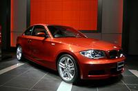 コンパクトFR「BMW 1シリーズクーペ」が日本デビュー