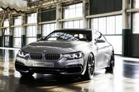 「BMW コンセプト4シリーズクーペ」
