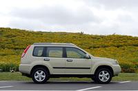 日産エクストレイルS(4WD/4AT)【ブリーフテスト】の画像