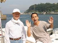 この方が川本信彦さん。現在は特別顧問をなさっている。まだまだ現役バリバリって感じでした。