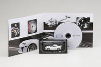 京商が「レクサスLFA」のミニチュアカーを発売