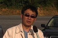 モータージャーナリストの斉藤槙輔氏