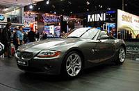 【パリサロン2002】BMW「Z4」