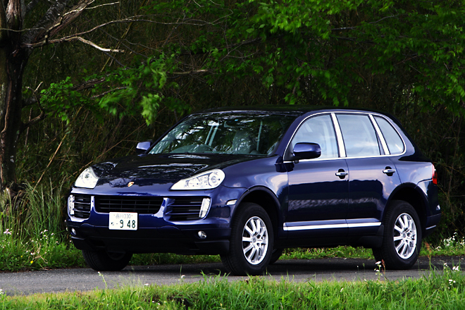ポルシェ・カイエン(4WD/6AT)【ブリーフテスト】