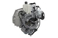 4段ATに代わって採用された5段「AGS」。このトランスミッションを搭載した「F」のFF車は、29.6km/リッターという燃費性能を実現している。
