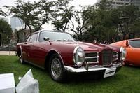 1965年「ファセル・ベガ・ファセルII」。戦後唯一にして最後となったフランス製大型高級パーソナルクーペ。