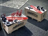 「アバルト・プント」をホットにするキット発売