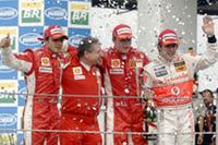 開幕直前F1プレビュー1「今年も2強対決!?」【F1 08】