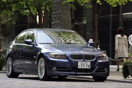 アルピナB3 Sビターボ リムジン(FR/6AT)……1060万8000円「BMW3シリーズ」ベースのプレミアムスポーツ「...