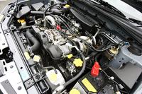 スバル・インプレッサスポーツワゴン1.5i Gパッケージ(FF/4AT)【ブリーフテスト】の画像