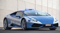 イタリア警察、「ランボルギーニ・ウラカン ポリツィア」を導入の画像