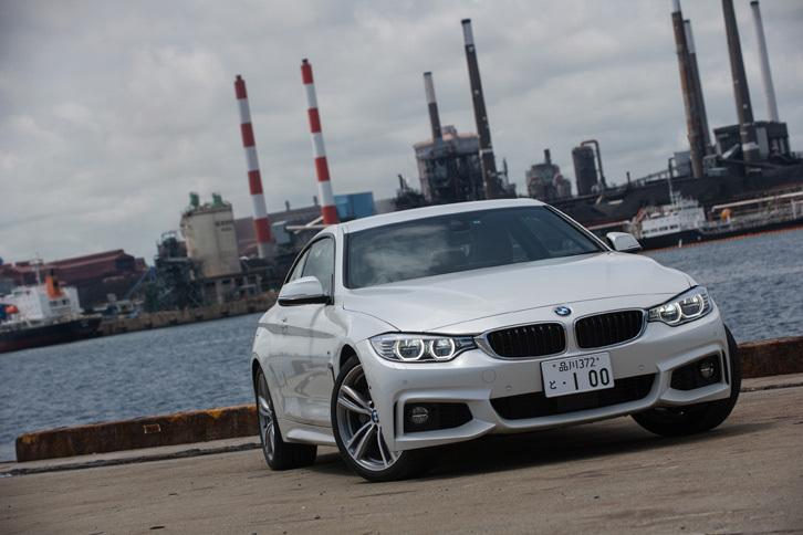 BMW 440iクーペ Mスポーツ(FR/8AT)【試乗記】