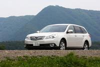 スバル・レガシィB4 2.5i Lパッケージ(4WD/CVT)/ツーリングワゴン 2.5GT Sパッケージ(…