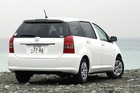 トヨタ・ウィッシュX(FF/4AT)【ブリーフテスト】の画像