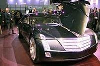 【2003年デトロイトショー】フォード、クライスラー