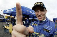WRCラリーGB、ソルベルグが逆転勝利でハットトリック達成!