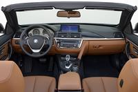 新型オープン「BMW 4シリーズ カブリオレ」発売の画像